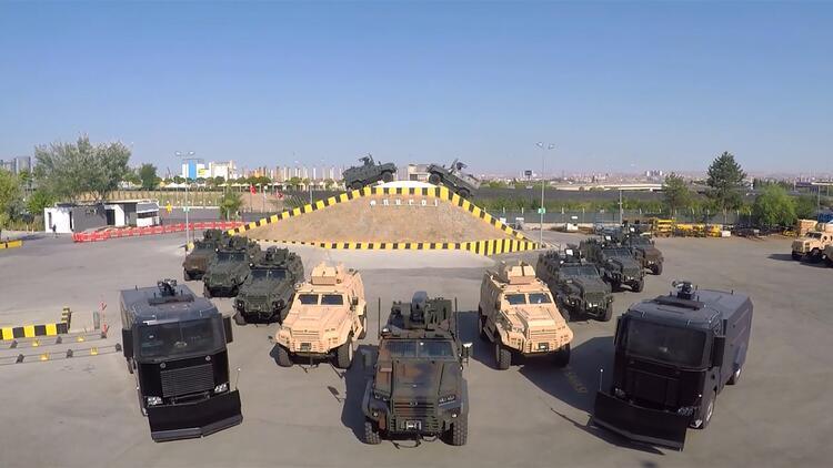 Türk zırhlıları dünyanın dört bir yanında!
