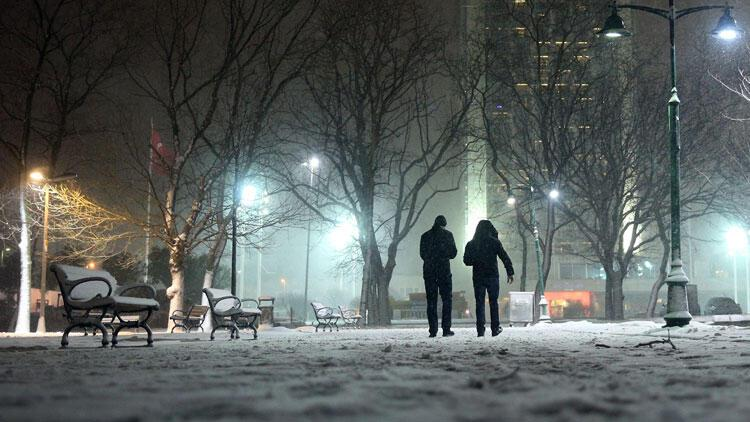 Vali uyardı! İstanbul'da kar..