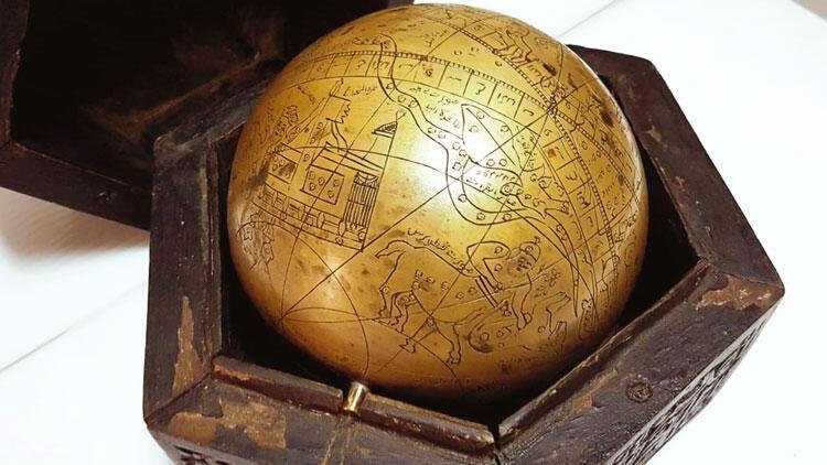 Hışto'nun küresi... İddia: Büyülüdür, nazardan, kötülükten korur