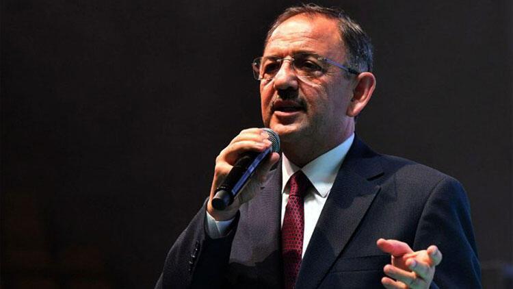 Özhaseki'den rakibi Yavaş'a sert sözler: HDP'nin oyunu istemiyorsanız…