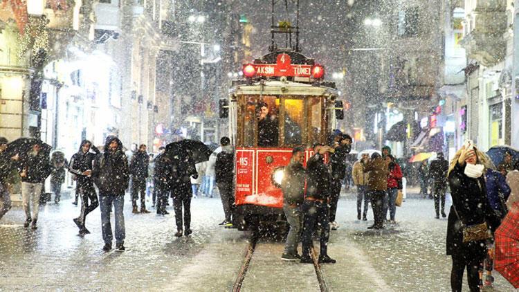 Son dakika... Meteorolojiden Marmara'ya yağmur ve kar uyarısı