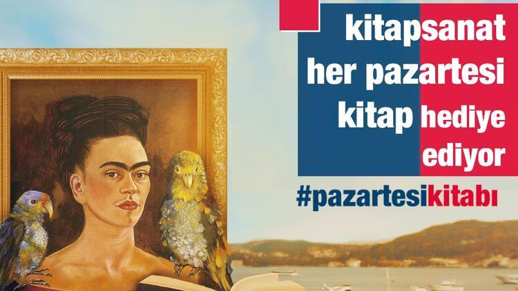 Hürriyet Kitap Sanat'ın bu hafta #pazartesikitabı hediyesi Orhan Pamuk!