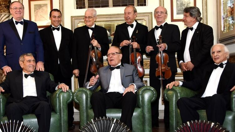 Tangonun efsane orkestrası İstanbul'a geliyor