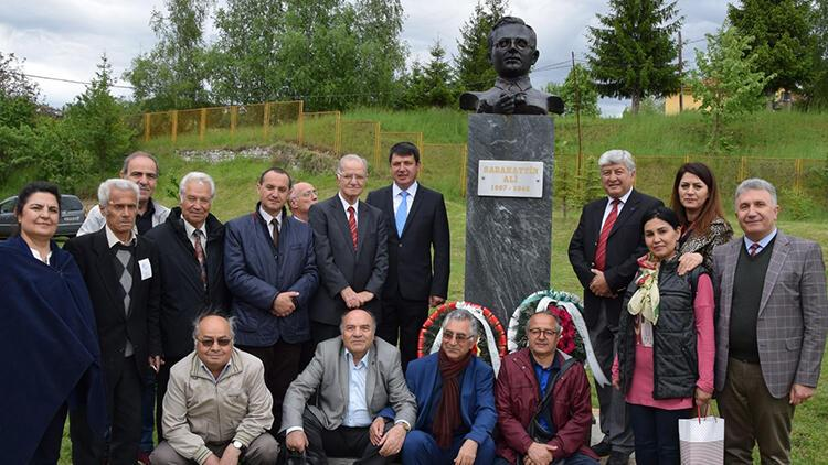 Sabahattin Ali doğduğu yer Bulgaristan'da anıldı