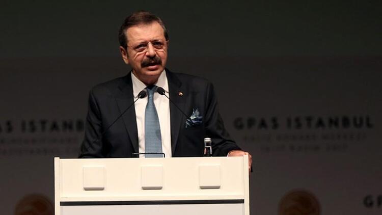 TOBB Başkanı Hisarcıklıoğlu: En az bir işsiz vatandaşı işe alın
