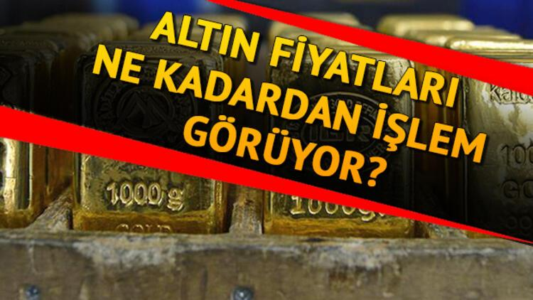 Altın fiyatları günün kapanışında ne kadar oldu? 26 Şubat çeyrek altın ve gram altın fiyatlarında son durum