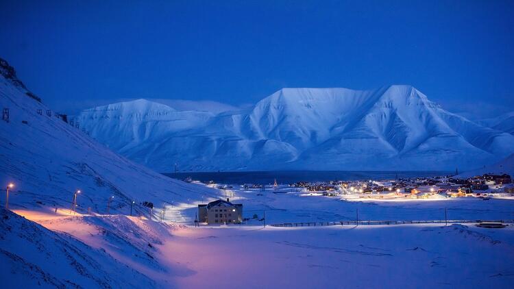 'Kuzey Kutbu'na açılan kapının anahtarı: Svalbard