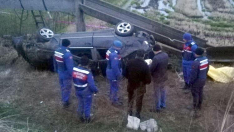 Balıkesir'de feci kaza: 2 ölü, 3 ağır yaralı…
