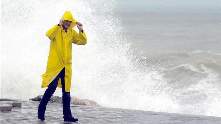 Son dakika: Marmara Bölgesi için kar ve fırtına uyarısı! 27 Şubat hava durumu verileri