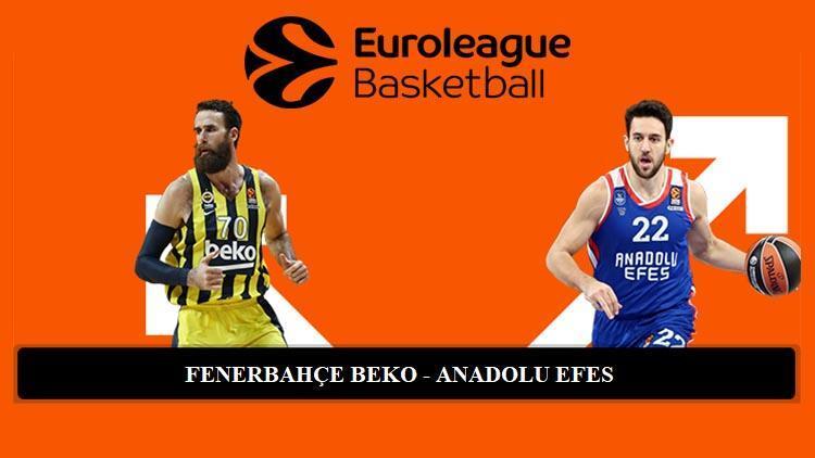 Euroleague'de gözler Türk Derbisi'nde! iddaa'da öne çıkan ise...