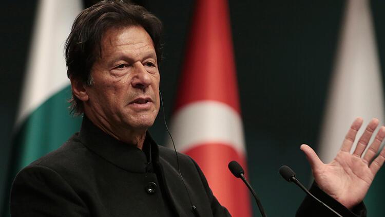 Son dakika... Pakistan Başbakanı İmran Han: Serbest bırakacağız