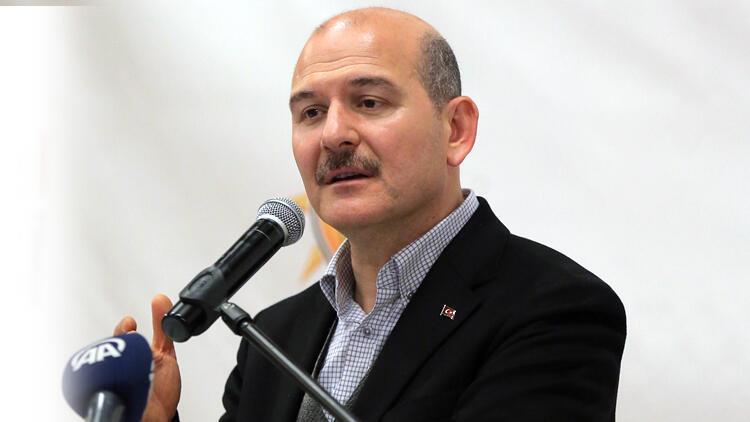 İçişleri Bakanı Soylu: HDP'li vekiller taziyeye gidiyormuş, ben onlara akıl vereyim...
