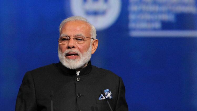 Hindistan Başbakanı Modi'den teröre sert karşılık sözü