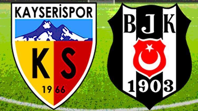 Beşiktaş'ta Kagawa ve Gökhan Gönül yok! Kayserispor'un iddaa oranı düştü...
