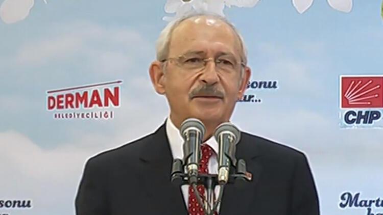 Kılıçdaroğlu Hatay'da konuştu