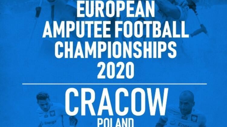 Ampute Futbol Avrupa Şampiyonası 2020'de Polonya yapılacak!