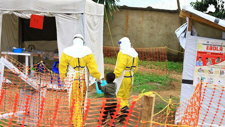 KDC'de Ebola 496 can aldı