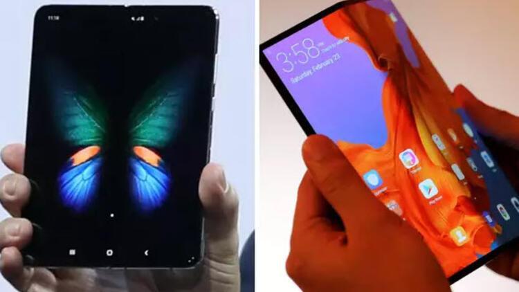 Huawei Mate X mi yoksa Samsung Galaxy Fold mu?
