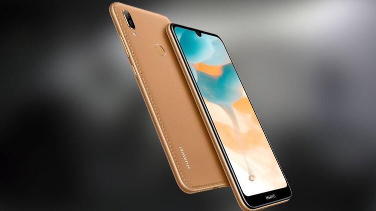 Huawei Y6 (2019) tanıtıldı! İşte özellikleri...