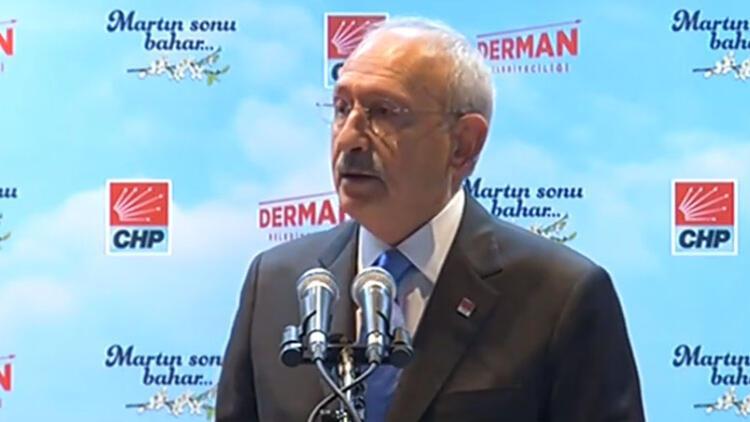 Kılıçdaroğlu'ndan Sancaktepe'de önemli açıklamalar