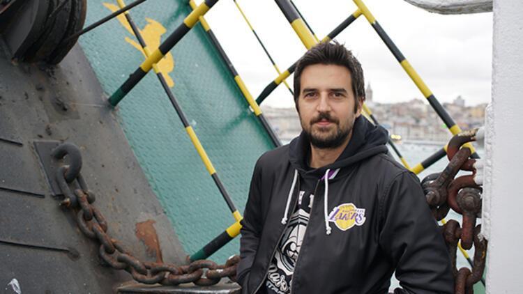 Türkiye'nin ilk Youtuber'ı, sütü seven kamyoncu: Volkan Öge Kampüs'te -  Kampüs Haberleri