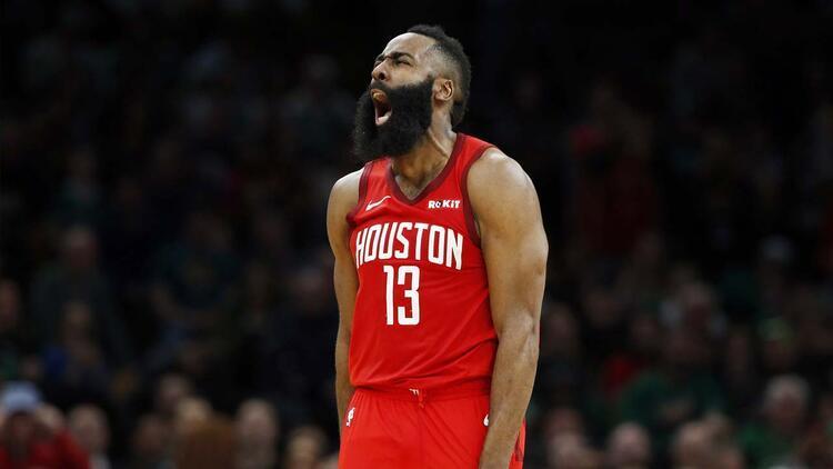 Rockets, eski yıldızı Harden'ın formasını emekliye ayıracak