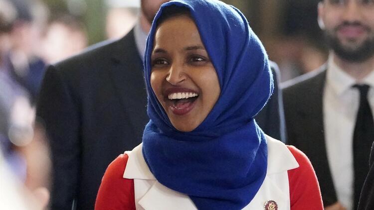 ABD Kongresi'nde Müslüman temsilci Omar'ın kınanmasına yönelik karar tasarısı