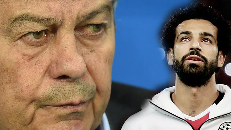Lucescu'dan Salah'a olay sözler