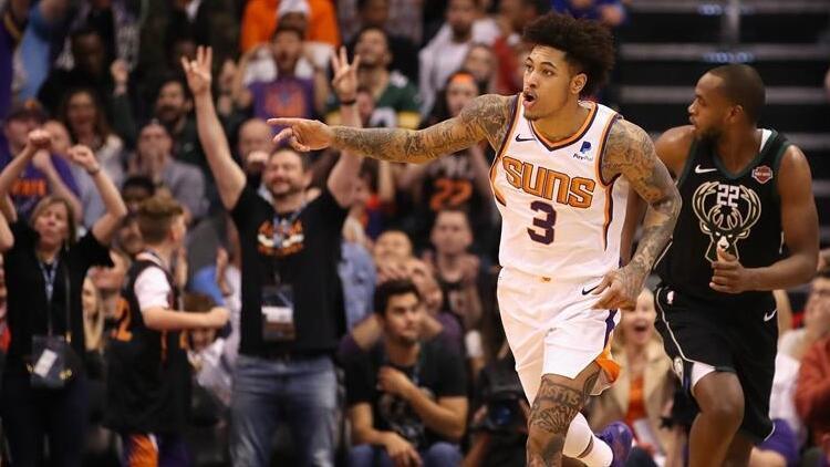 Doğu'nun lideri Bucks, Batı'nın sonuncusu Suns'a kaybetti!