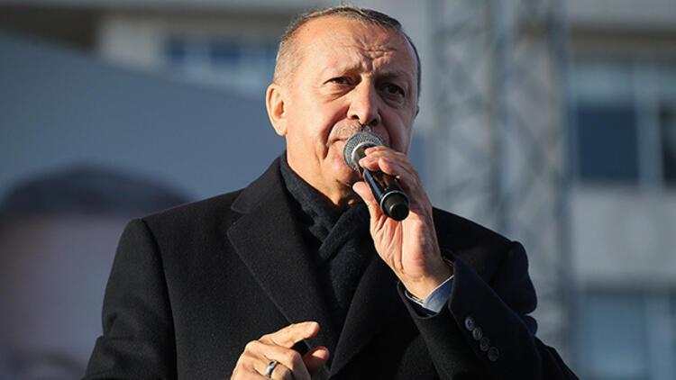 Cumhurbaşkanı Erdoğan'dan 50 bin konut müjdesi: Yarın başlıyoruz