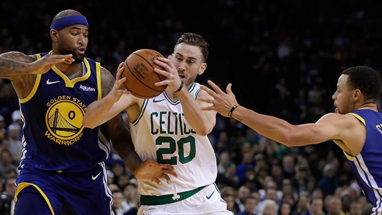 Warriors, Celtics'e farklı kaybetti