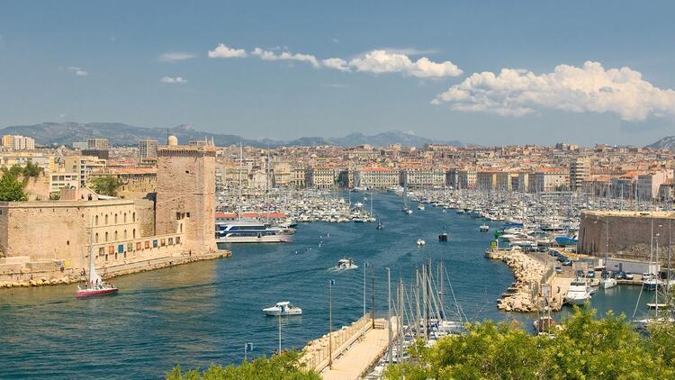 Fransa'da bir Akdeniz rüyası: Marsilya