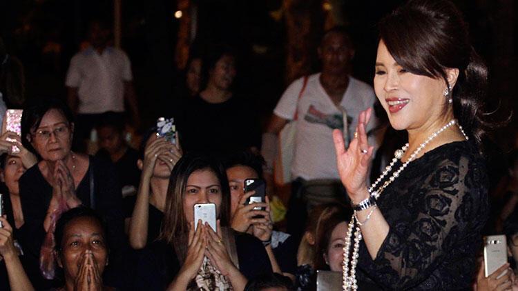 Son dakika... Tayland Prensesi'nin aday olduğu parti kapatıldı