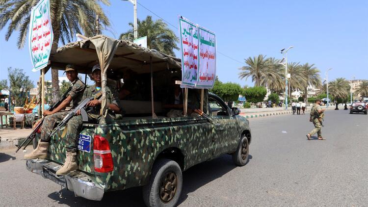 'Yemen'de ABD ve İngiliz bombalarıyla 203 sivil öldü'