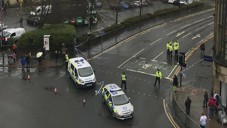 Son dakika... İskoçya'da bomba alarmı