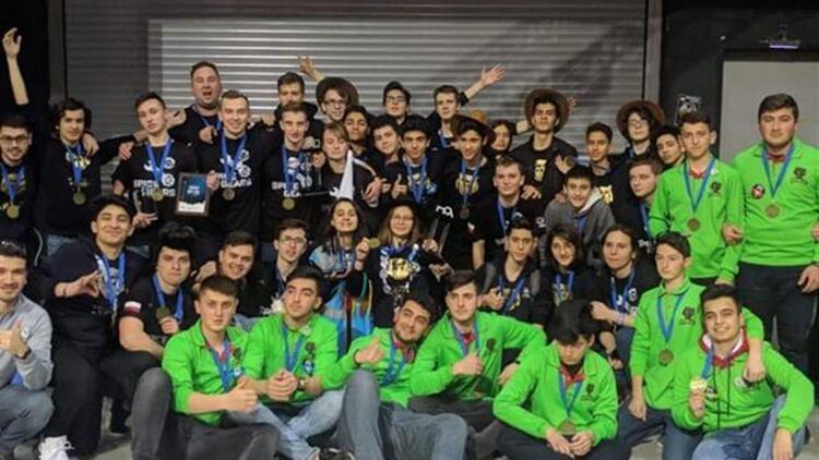 FRC kazananları ABD'deki şampiyonaya katılacak