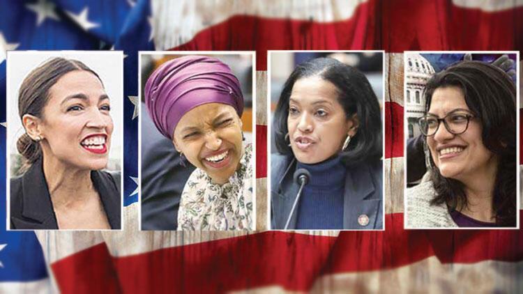 ABD siyasetini sarsan 4 kadın