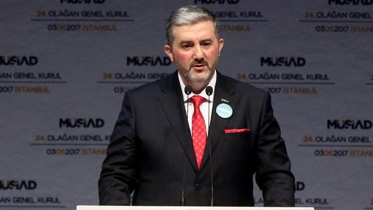 MÜSİAD Başkanı Kaan'dan Dünya Kadınlar Günü mesajı