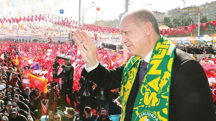 Erdoğan: Bu trenden inenler bir daha binemez
