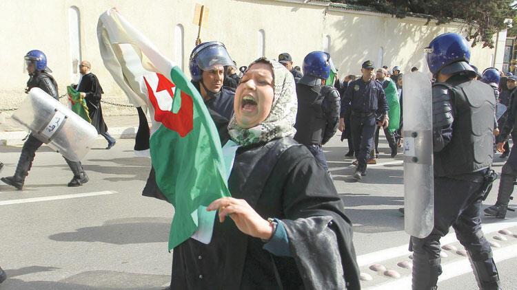 Buteflika protestosu