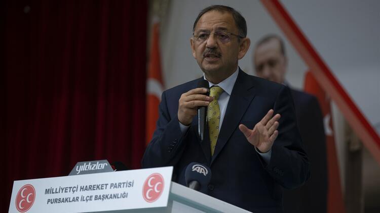 Mehmet Özhaseki: Seçilmiş olmak, bir insana suç işleme özgürlüğü vermez