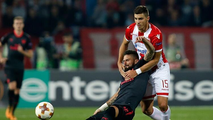 1,5 milyon euroya Beşiktaş'a geliyor