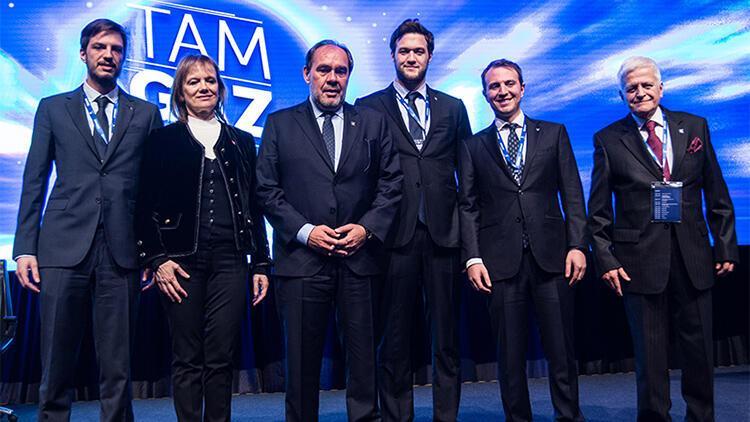 Yıldırım Demirören: Türkiye'miz büyüdükçe Demirören Holding de büyüdü ve büyümeye devam ediyor