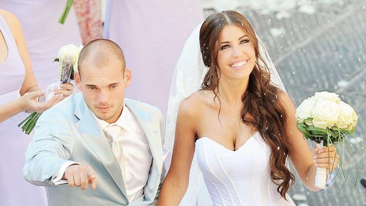 2010'da evlenmişlerdi... 116 milyon TL'lik bosanma