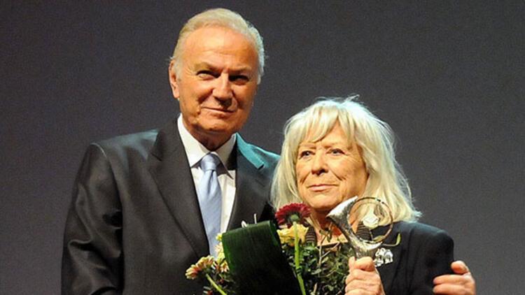 Hun ile Trotta'ya Nürnberg'de 'Yaşam Boyu Onur Ödülü'