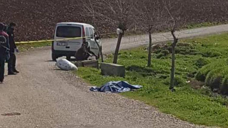 Adıyaman'da yol kenarında erkek cesedi bulundu