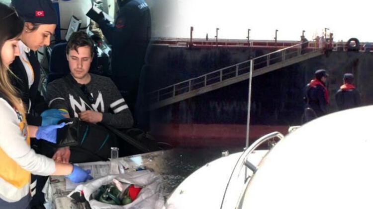 Gemide mide kanaması geçiren denizci için harekete geçtiler