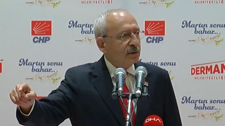 Kemal Kılıçdaroğlu Eyüpsultan'da konuştu... Adaylara seslendi