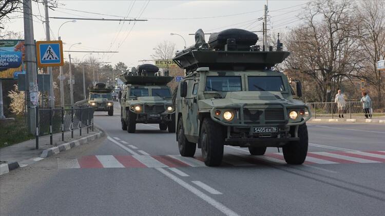 Rusya Kırım'daki askeri varlığını güçlendiriyor