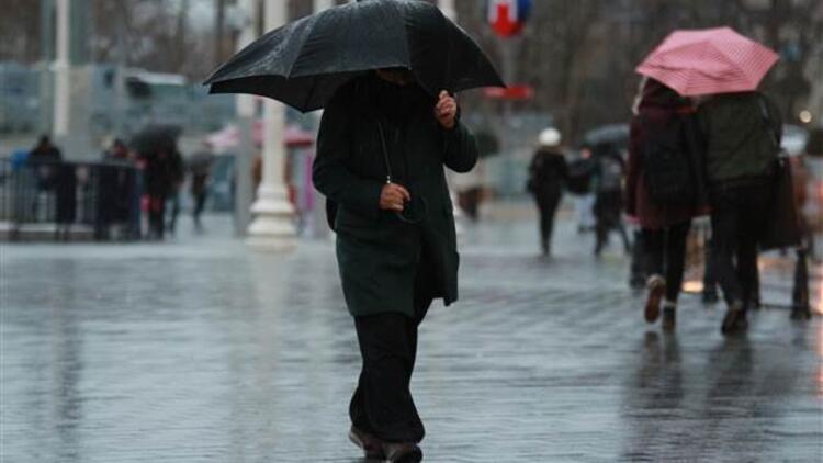 Meteoroloji'den İstanbul ve Trakya için sağanak yağış uyarısı